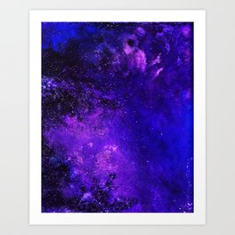 You bring out the colors in me II Art Print
