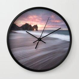 The Sunstar Wall Clock