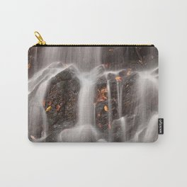 Avalon Falls Close-up Carry-All Pouch