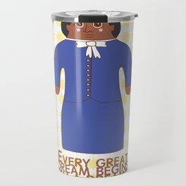 Harriet Tubman Travel Mug