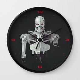 You've Been Targeted For Termination (T800) Wall Clock