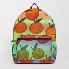 Freckle Cute Orange Backpack