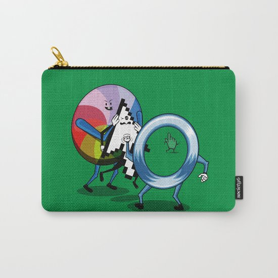 System bullies Carry-All Pouch