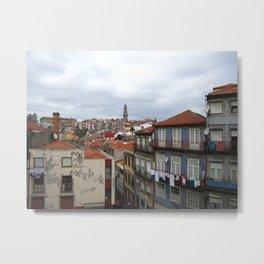 Porto Metal Print