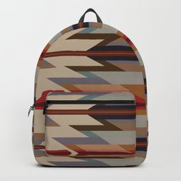 American Native Pattern No. 128 Backpack
