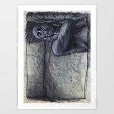 therestlessghost Art Print