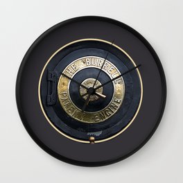 Steam Power 1 - Tractor Wall Clock