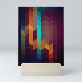 RHOMBUS No4 Mini Art Print