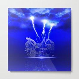 Saint-Vincent under storm Metal Print
