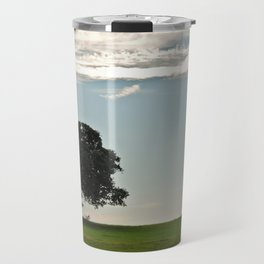 lonely tree in the Lone State Travel Mug