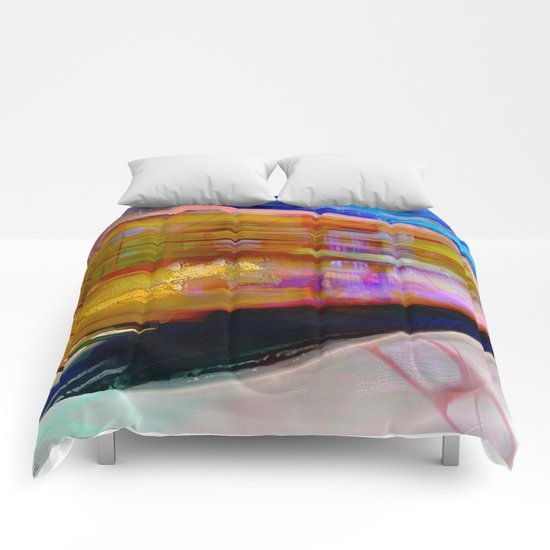 Cable Cars  Comforters