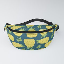 Trendy Pineapple Summer Fruit Pattern Fanny Pack