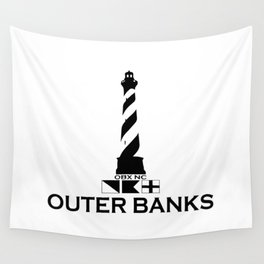 Outer Banks - North Carolina. Wall Tapestry