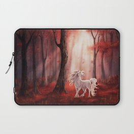 Wistful Moment Laptop Sleeve