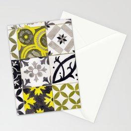 JD_tiled floor1–gouache Stationery Cards