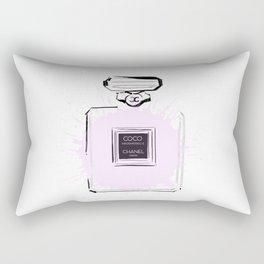 Pink Perfume 2 Rectangular Pillow