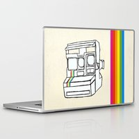 polaroid Laptop & iPad Skins featuring Polaroid  by GetNaked