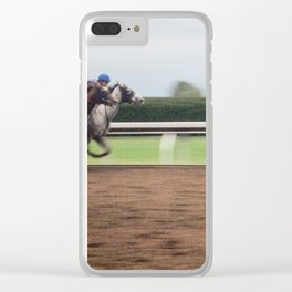 Win Clear iPhone Case
