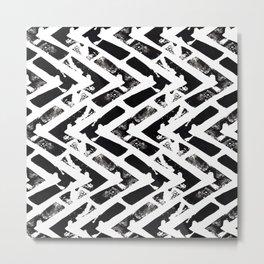VVV Metal Print