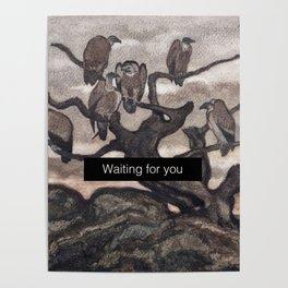 Waiting for you Poster