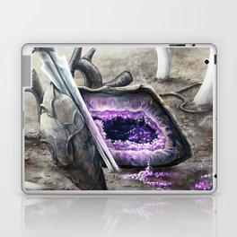 Heart of Stone Laptop & iPad Skin