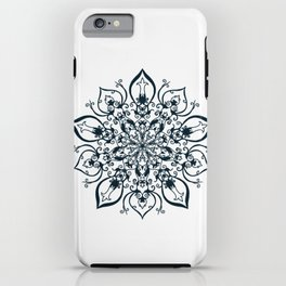 Flowirds iPhone Case