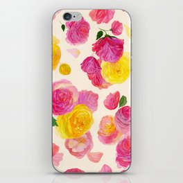 Royal Garden iPhone Skin