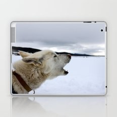 Calling Out in Color Laptop & iPad Skin