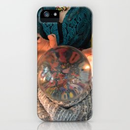 What do I see? iPhone Case