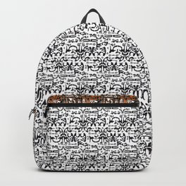 Diceros Bicornis Backpack
