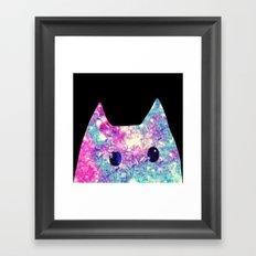 cat-63 Framed Art Print