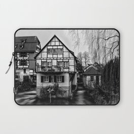 Old timbered house Laptop Sleeve