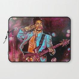 Purple Funk Laptop Sleeve