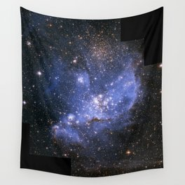 Infant Stars Wall Tapestry