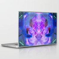 neon Laptop & iPad Skins featuring NEON by Amelia Temple