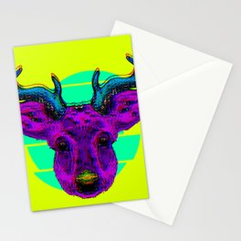 Future Deer Stationery Cards