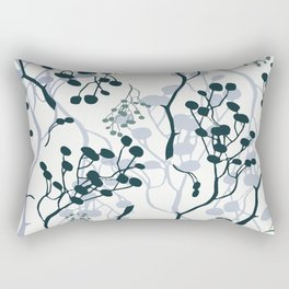 twigs with berries Rectangular Pillow