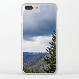 Smokies Clear iPhone Case