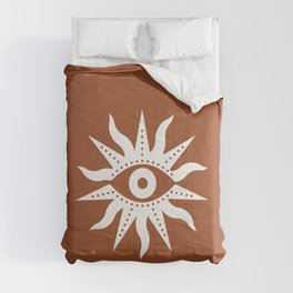 Sun Eye Star | Third Eye Comforters