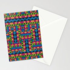 kiwi tribe Stationery Cards
