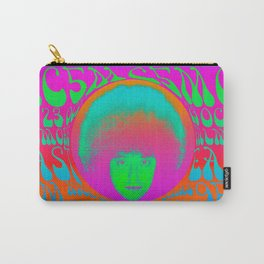 Psychedelic Music Festival Poster I Carry-All Pouch