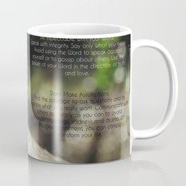 The Four Agreements 4 Coffee Mug
