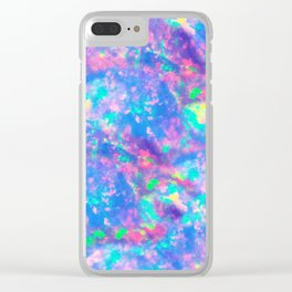The Opal Clear iPhone Case