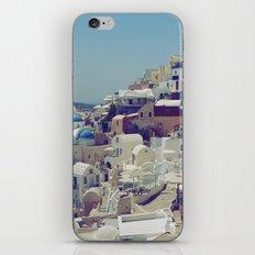 Oia, Santorini, Greece III iPhone & iPod Skin