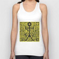 religion Tank Tops featuring Religion Icon by Thisisnotme