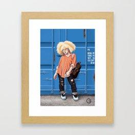 Cargo Framed Art Print
