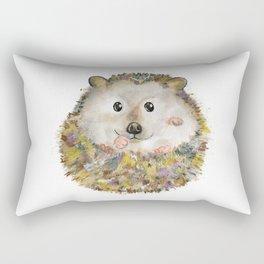 Little Hedgehog Rectangular Pillow