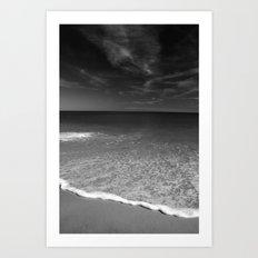 Ocean At Peace Art Print