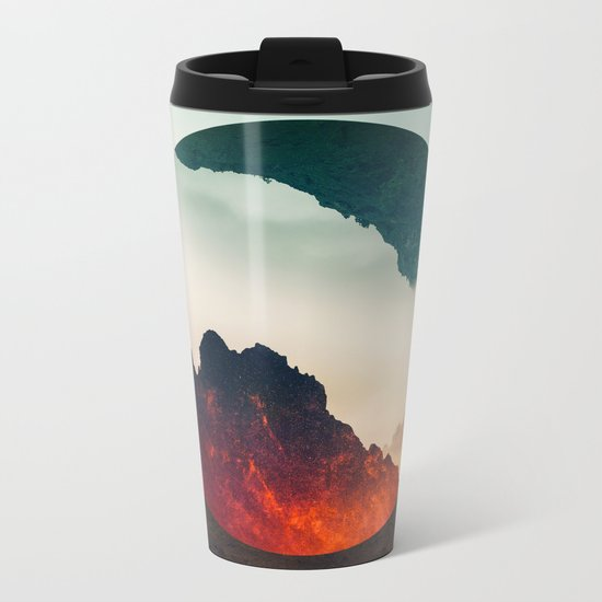 Second Sphere Metal Travel Mug