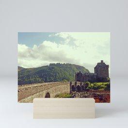 Eilean Donan Castle, Scotland's Highlands - Fine Arts Travel Photography Mini Art Print